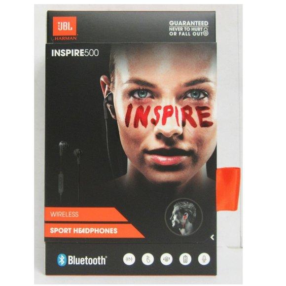 Jbl Other Inspire 500 Inear Wireless Sport Headphones Poshmark